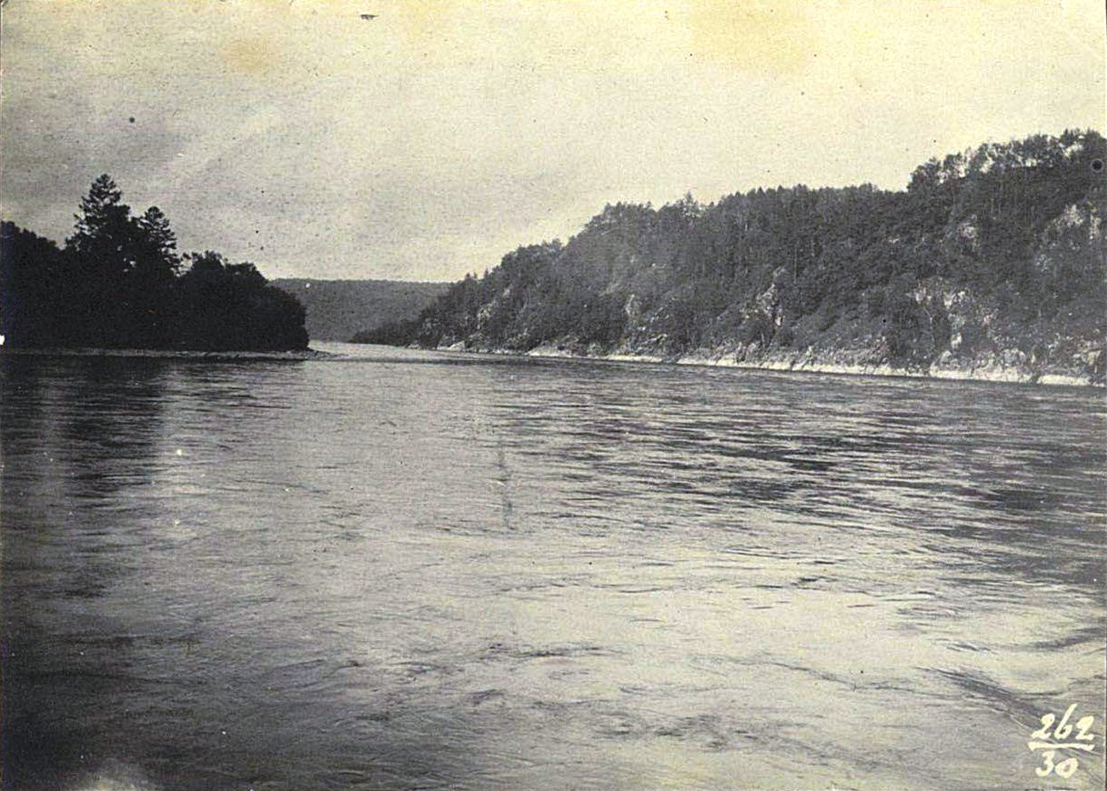 262. Река Бурея. 150 вёрста