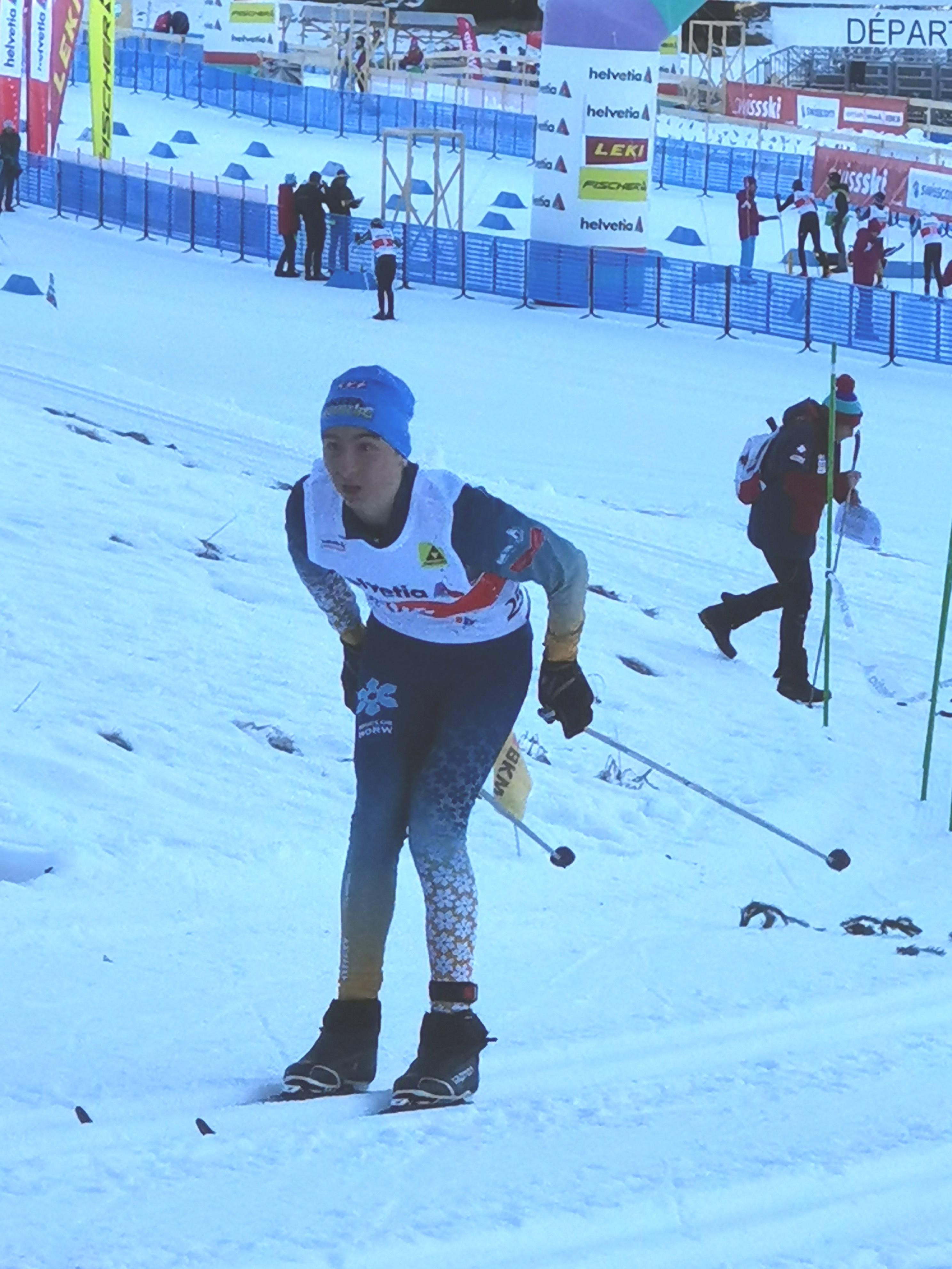 2020.01.12 - HNT-Rennen in Le Brassus