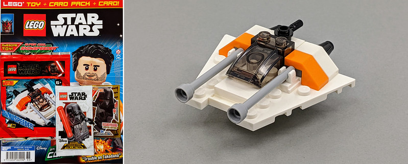 LEGO Star Wars Magazine Jan 20