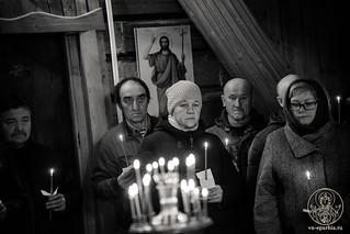 15.01.2020 | Заупокойная Литургия в деревне Быково