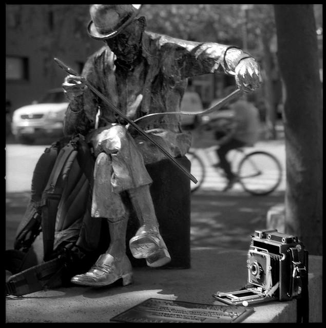 Tom Scribner Sculpture on Pacific Avenue 19103501