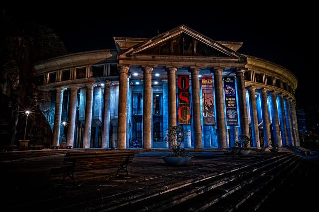 Palacio de la Ópera A Coruña - Spain