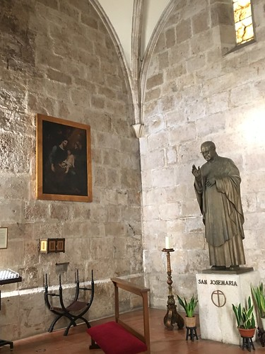 Kaplica Św Josemaríi
