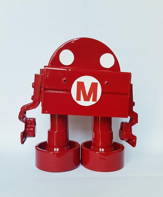 Makey robot
