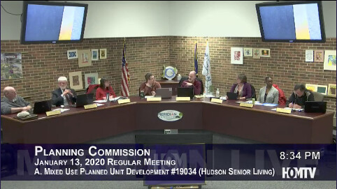 Planning Commission Discusses Apartment Building To Bring Residents Together