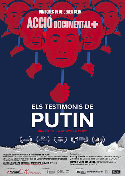20200115 LOS TESTIMONIOS DE PUTIN en Acción Documental +