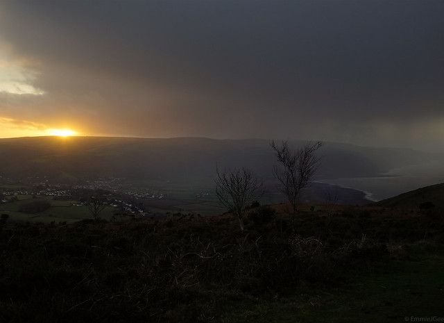 Sunset Squalls Today