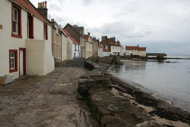 The coast at Pittenweem