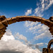 Arch & Sky