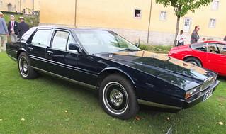 Aston Martin Lagonda 1980 Classic Days Schloss Dyck 2019 Flickr