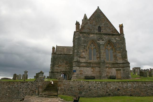 Church in St Monans