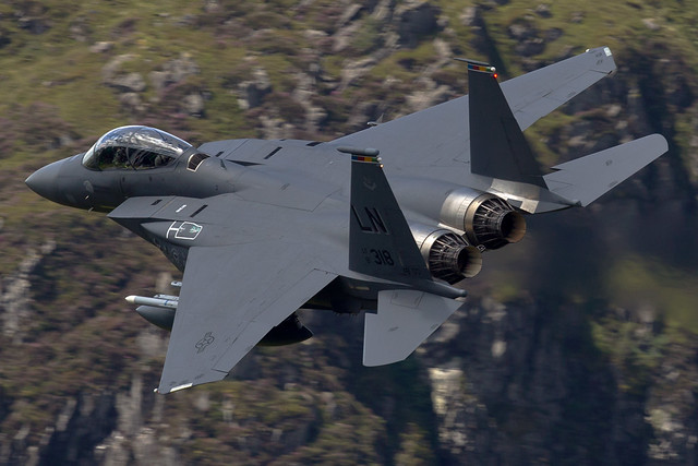 91-0318/48th FW Commander
