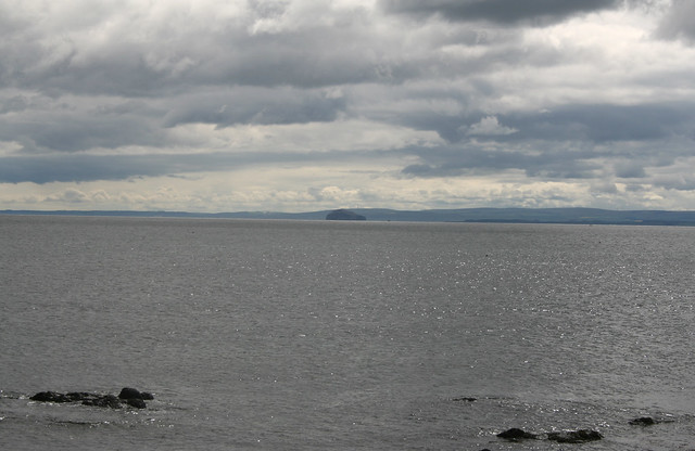 The Firth of Forth from Elie
