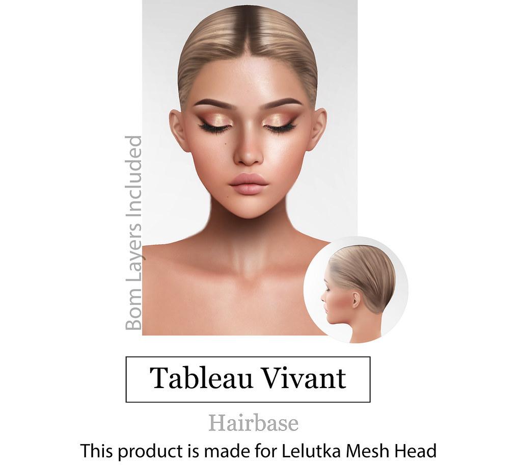 Tableau Vivant  \ LeLutka Hairbase 09