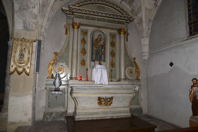 Arbanats, canton de Podensac, église Sts Hippolyte et Radegonde - DSC_5052