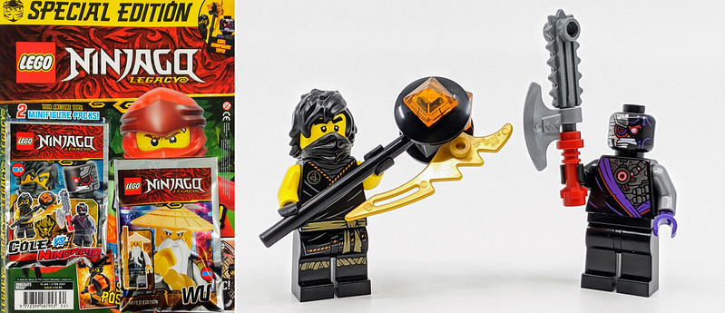 LEGO Special January 20