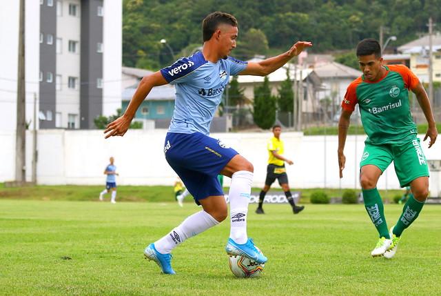 Jogo-Treino Transição - Juventude Grêmio
