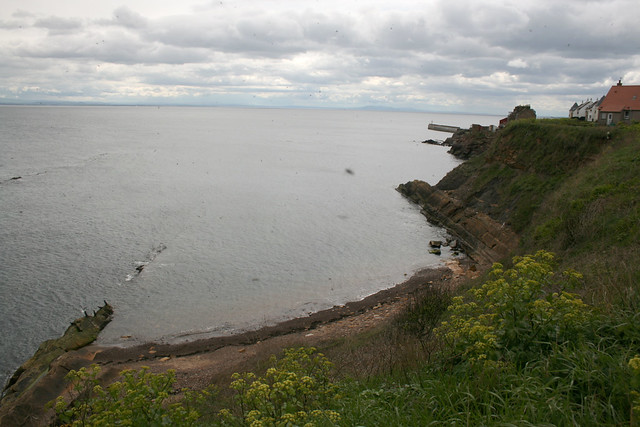 The coast between Anstruther and Pittenweem