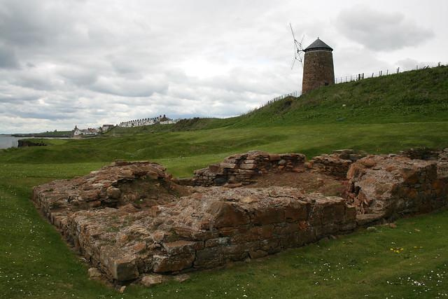 Old Salt Pans near St Monans