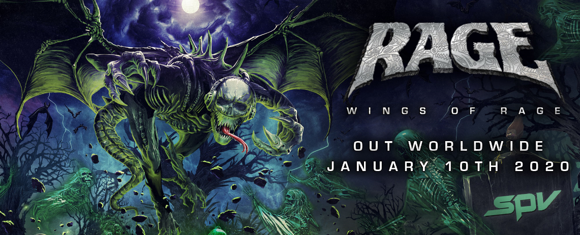 Rage: Wings of Rage // Steamhammer