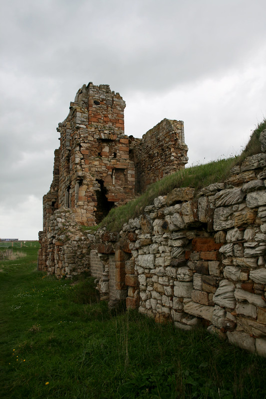 Newark Castle near St Monans