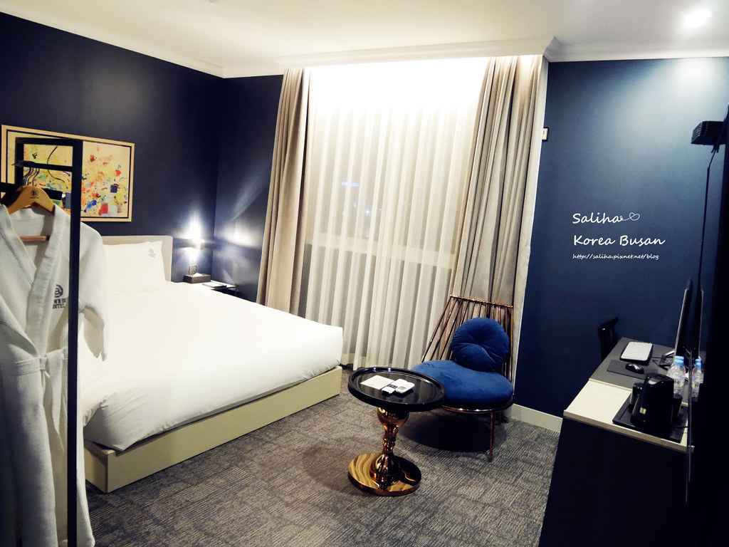 韓國釜山旅遊住宿推薦西面棕色點點商務飯店Browndot Business Seomyeon (2)