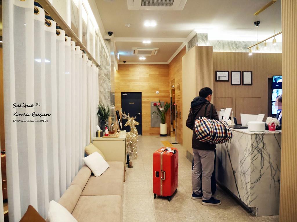韓國釜山自由行飯店住宿推薦西面棕色點點商務飯店Browndot Business Seomyeon (4)