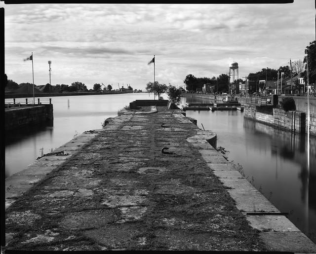 Welland Canal, Welland Ontario, Canada