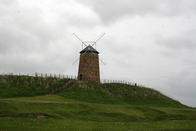 Windmill near St Monans