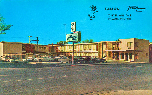 Fallon Travelodge, Fallon, Nevada