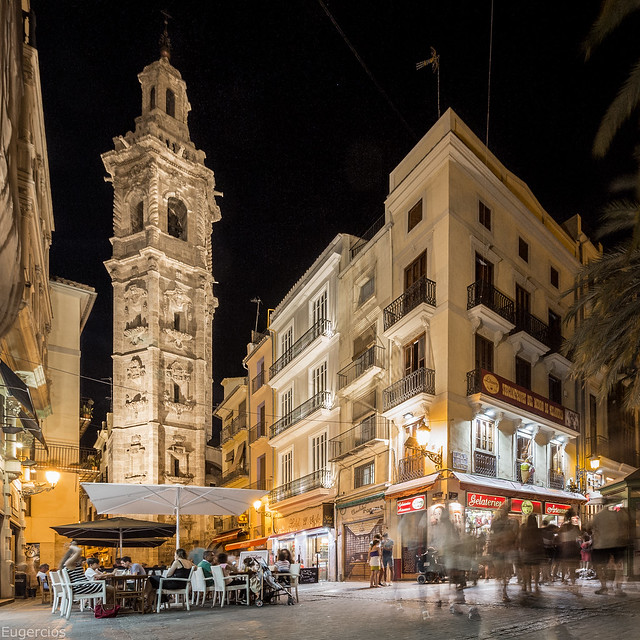 Torre de Santa Catalina, Valencia.