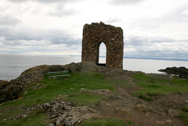 Lady Janet Anstruther's Tower, Elie