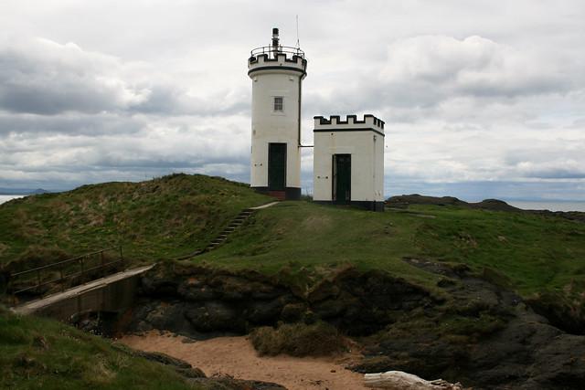 Lighthouse near Elie