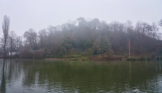 Lauterberg im Nebel