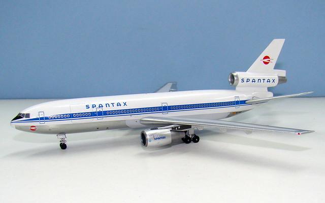 Spantax McDonnell Douglas DC-10-30 EC-DSF