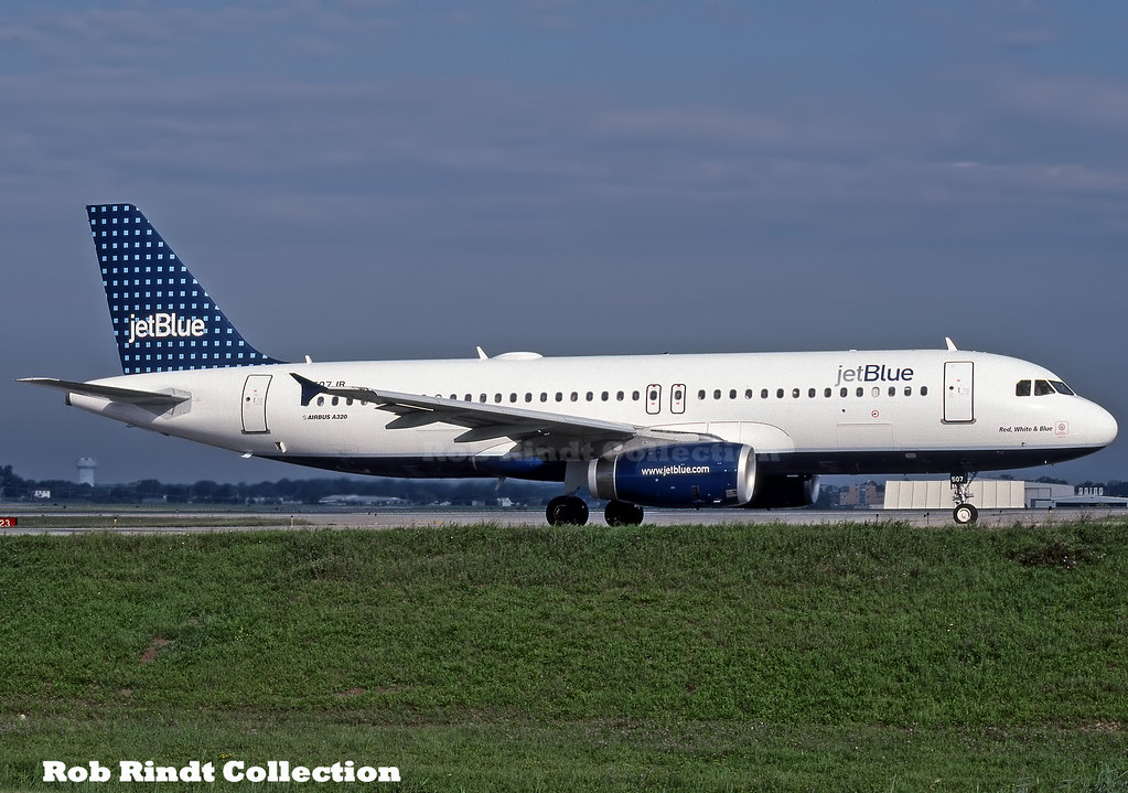 Jet Blue A320-232 N507JB