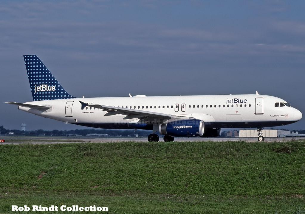 Jet Blue A320-232 N507JB
