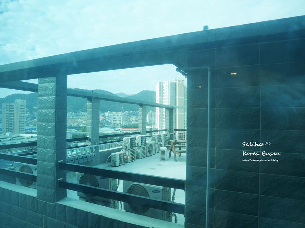 韓國釜山自由行飯店住宿旅館推薦不貴便宜平價西面棕色點點 (5)