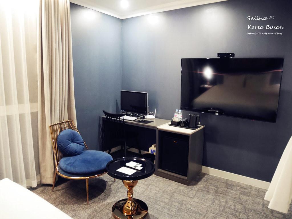 韓國釜山平價優質住宿旅館推薦Browndot Business Seomyeon西面棕色點點商務飯店 (2)