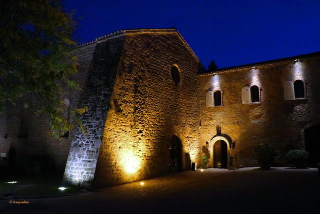 Sainte-Roseline, la duecentesca cappella romanica tra le vigne
