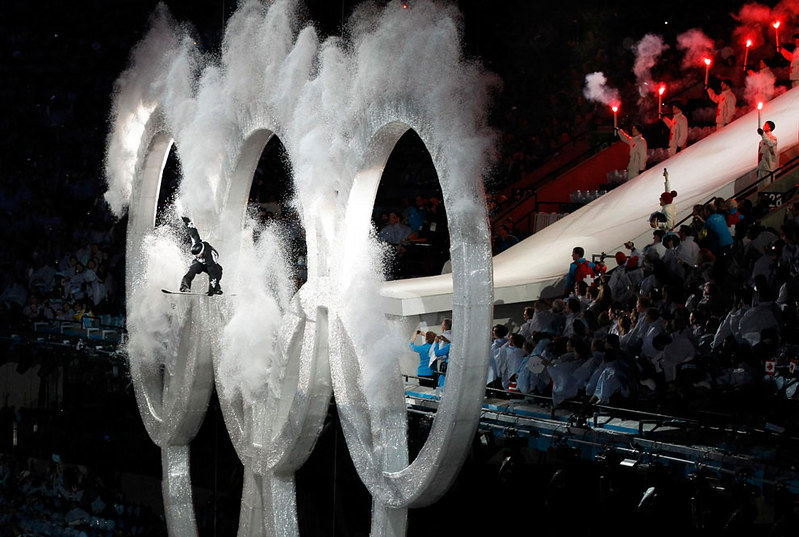 Vancouver 2010 Winter Olympics Opening Ceremony