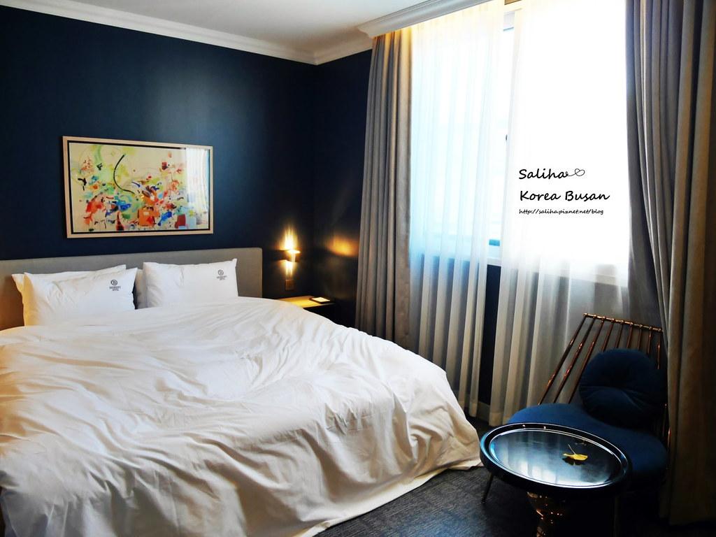 韓國釜山西面站平價cp值高飯店旅館住宿推薦西面棕色點點商務飯店早餐Browndot (5)