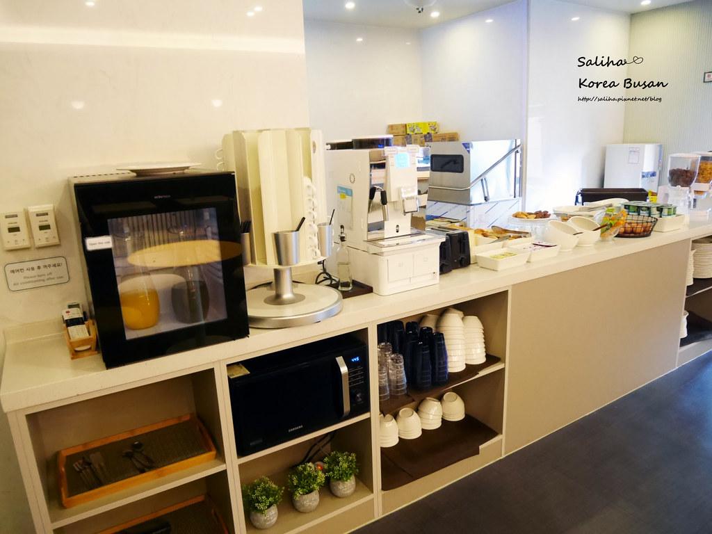 韓國釜山自由行飯店住宿旅館推薦不貴便宜平價西面棕色點點 (4)