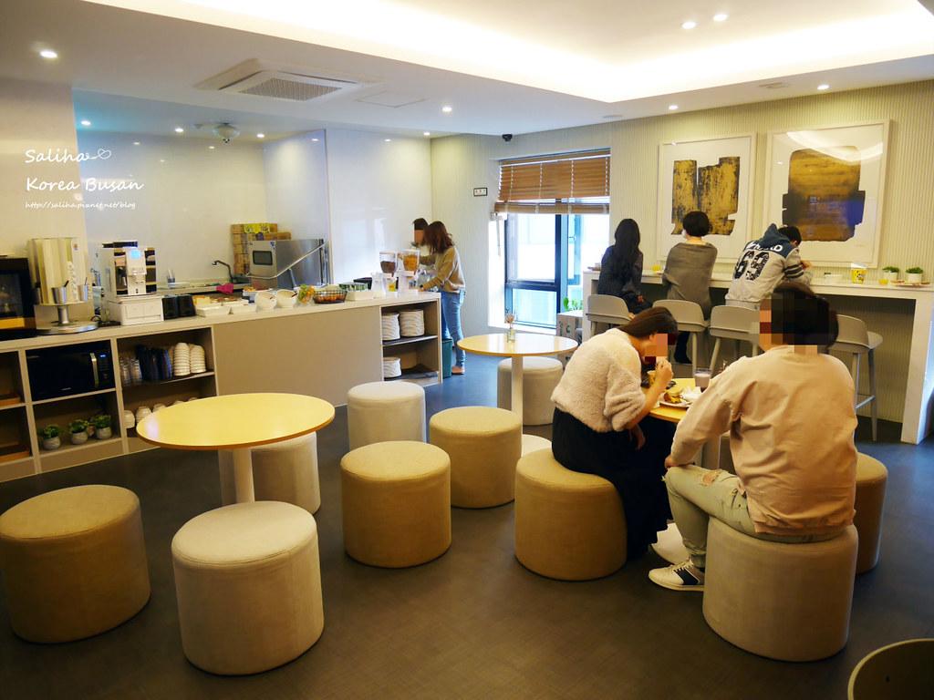 韓國釜山自由行飯店住宿旅館推薦不貴便宜平價西面棕色點點 (3)