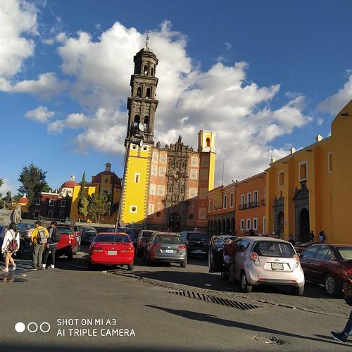Iglesia de San Francisco Puebla MX