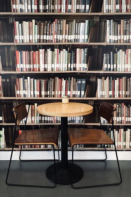 16/365 Library wallpaper