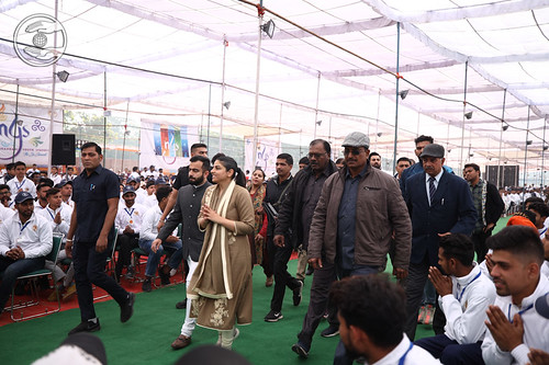 Satguru Mata Sudiksha Ji Maharaj's Arrival