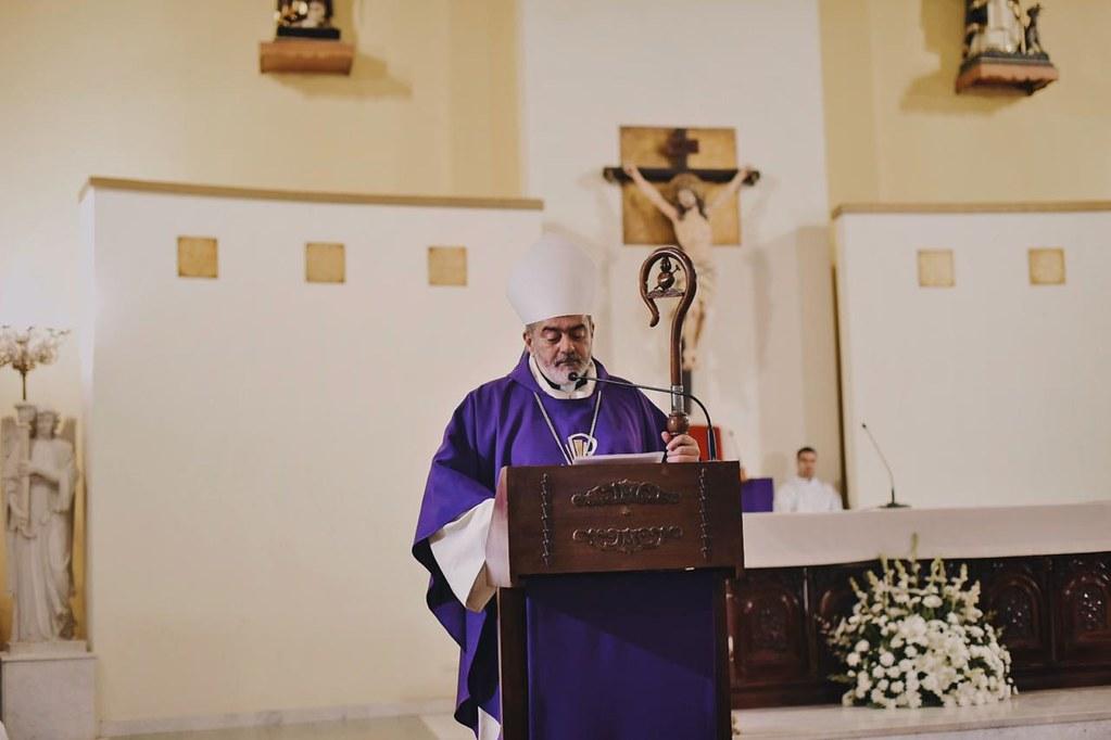 En la iglesia de Santo Domingo se recordó a las víctimas del terremoto de enero de 1944 (7)