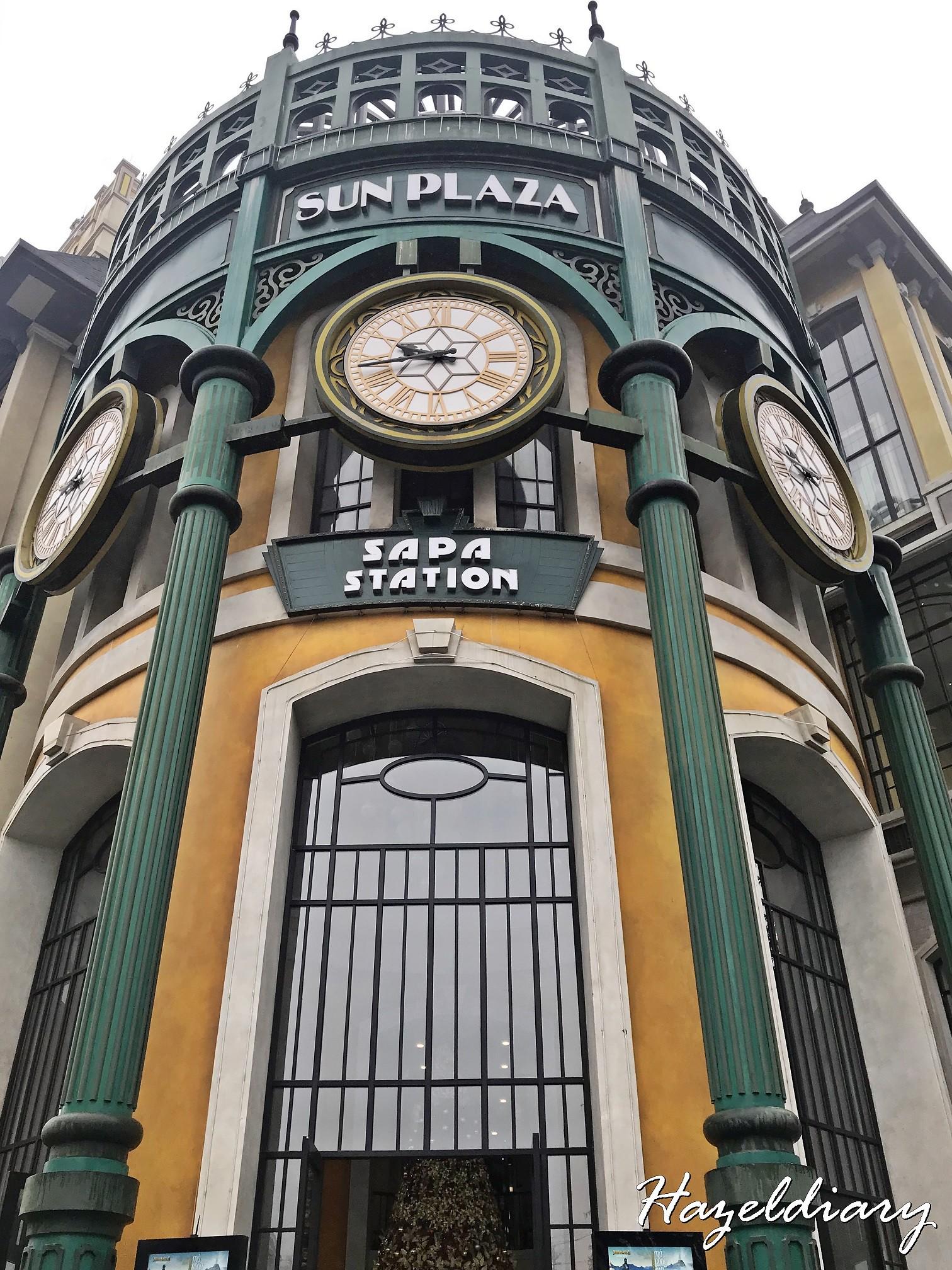 Sapa Station-Vietnam