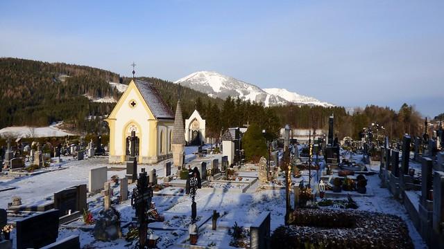 Kalt ist's im Winter... / It's cold in winter...